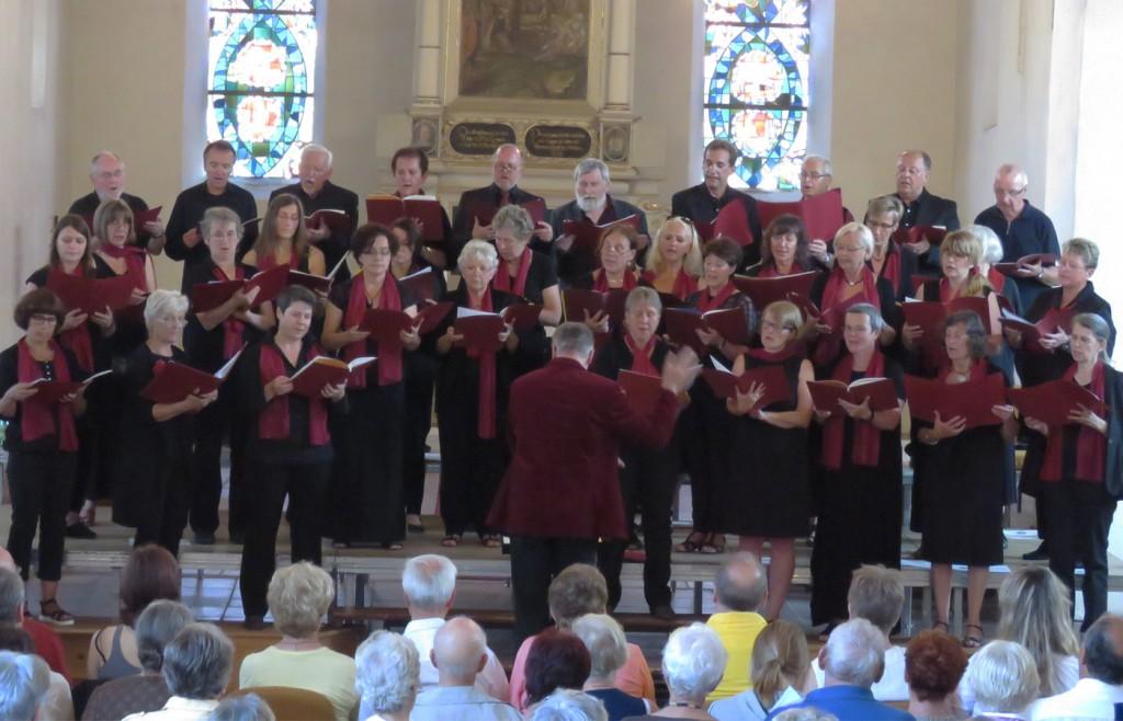 Sommerkonzert in der Marienkirche Bad Belzig am 28.8.2016